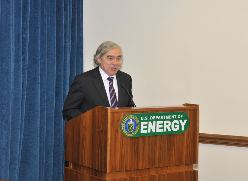 Department of Energy Secretary Moniz