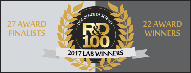 2017 R&D Awards Web Page Banner Winners