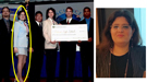2000 National Science Bowl Parkview High School team pictured on the left and Ana Lauer profile picture on the right.