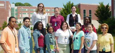 Team of Research Alliance in Math and Science at ORNL