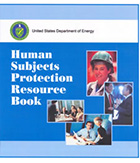 2012 Human Subjects Protection Resource Book Cover