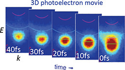 Transient excitons at metal surfaces.