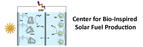 Center for Bio-Inspired Solar Fuel Production
