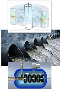 Concept Studies of Accelerators for Energy & Environmental Applications