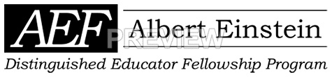 Black AEF Logo Horizontal